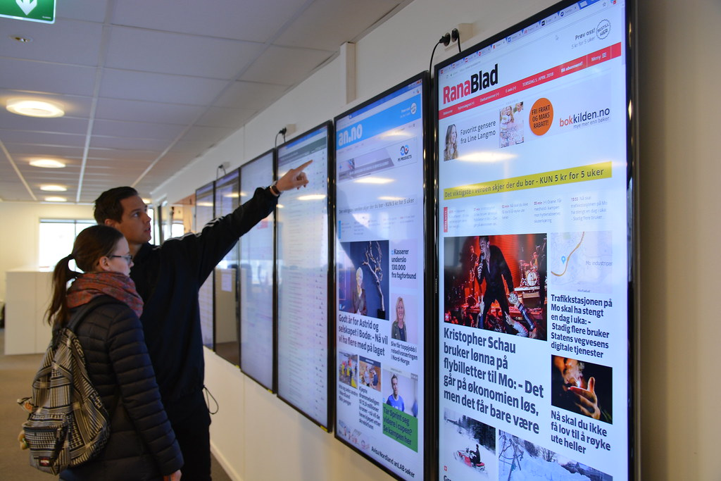 Barents Press Journaliststudents