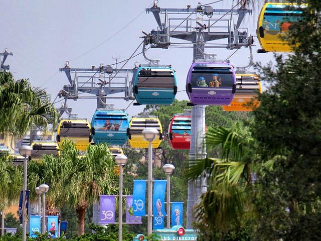 Aerial Gondola