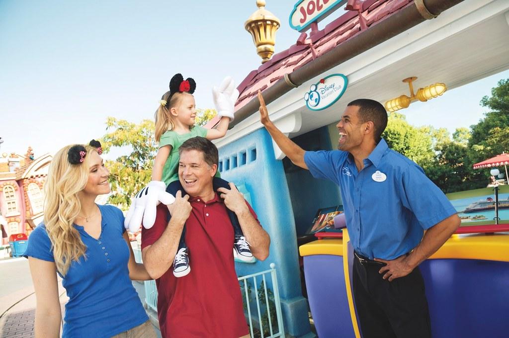 Staff Training at Disney